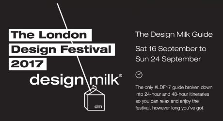 Design Milk's Guide to the London Design Festival 2017