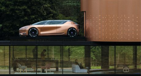 Renault and Philips Lighting's Symbiosis of Auto and Architecture