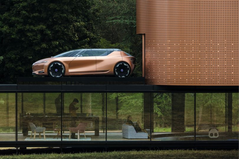 Renault and Philips Lighting?s Symbiosis of Auto and Architecture