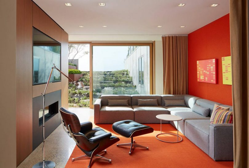 Modern Rooms Thoughtfully Designed with the TV in Mind