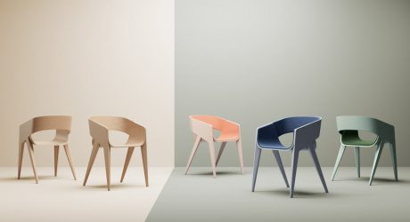 SLIM Chair by Christophe de Sousa