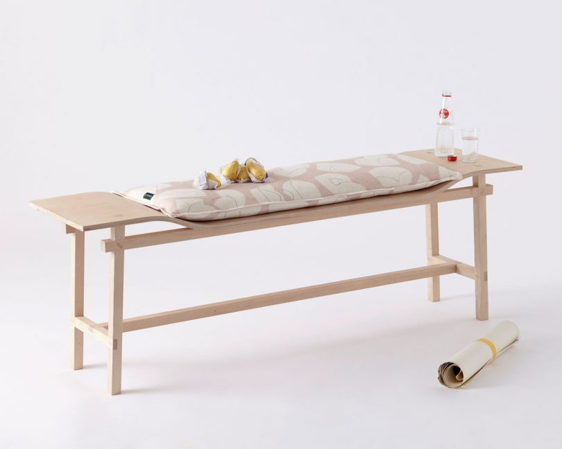 Stoff Studios Presented New Furniture and Textiles at LDF17