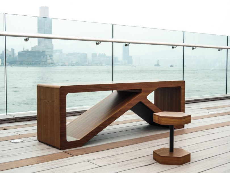 The Habit Furniture Designed Multifunctional At-Home Fitness Furniture