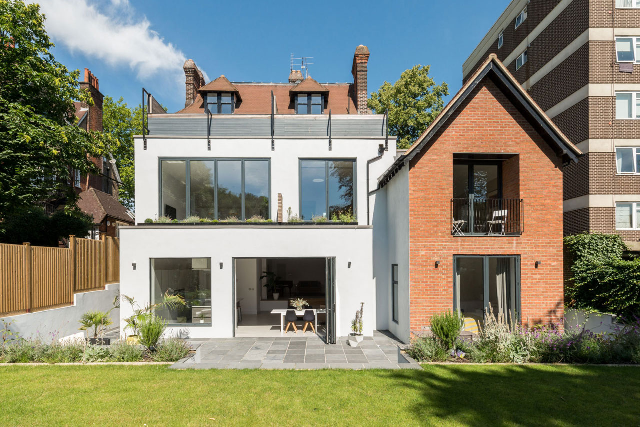 Interview matt gibberd and albert hill the modern house for Modern house designs uk