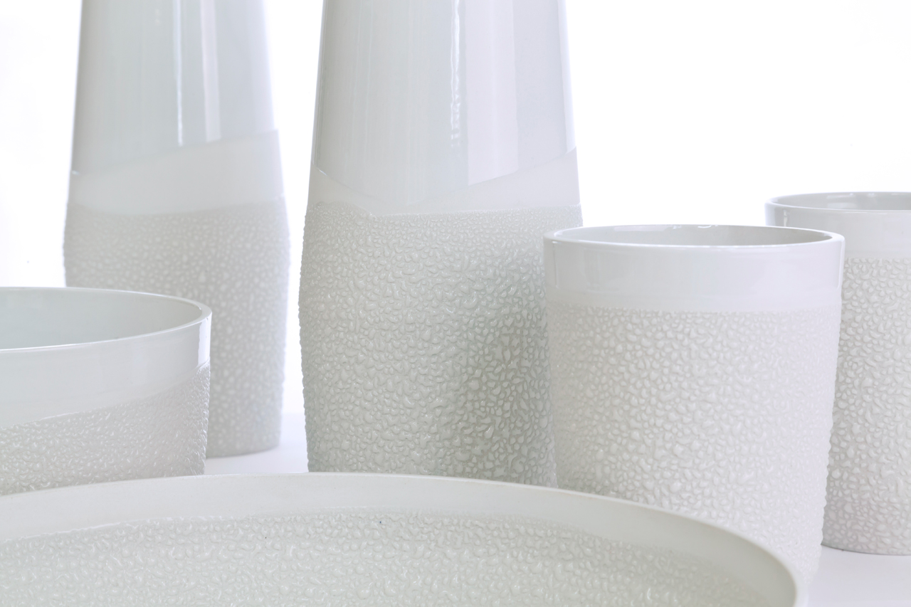 Archiving Water Ware Designed by Lotte de Raadt for Vij5