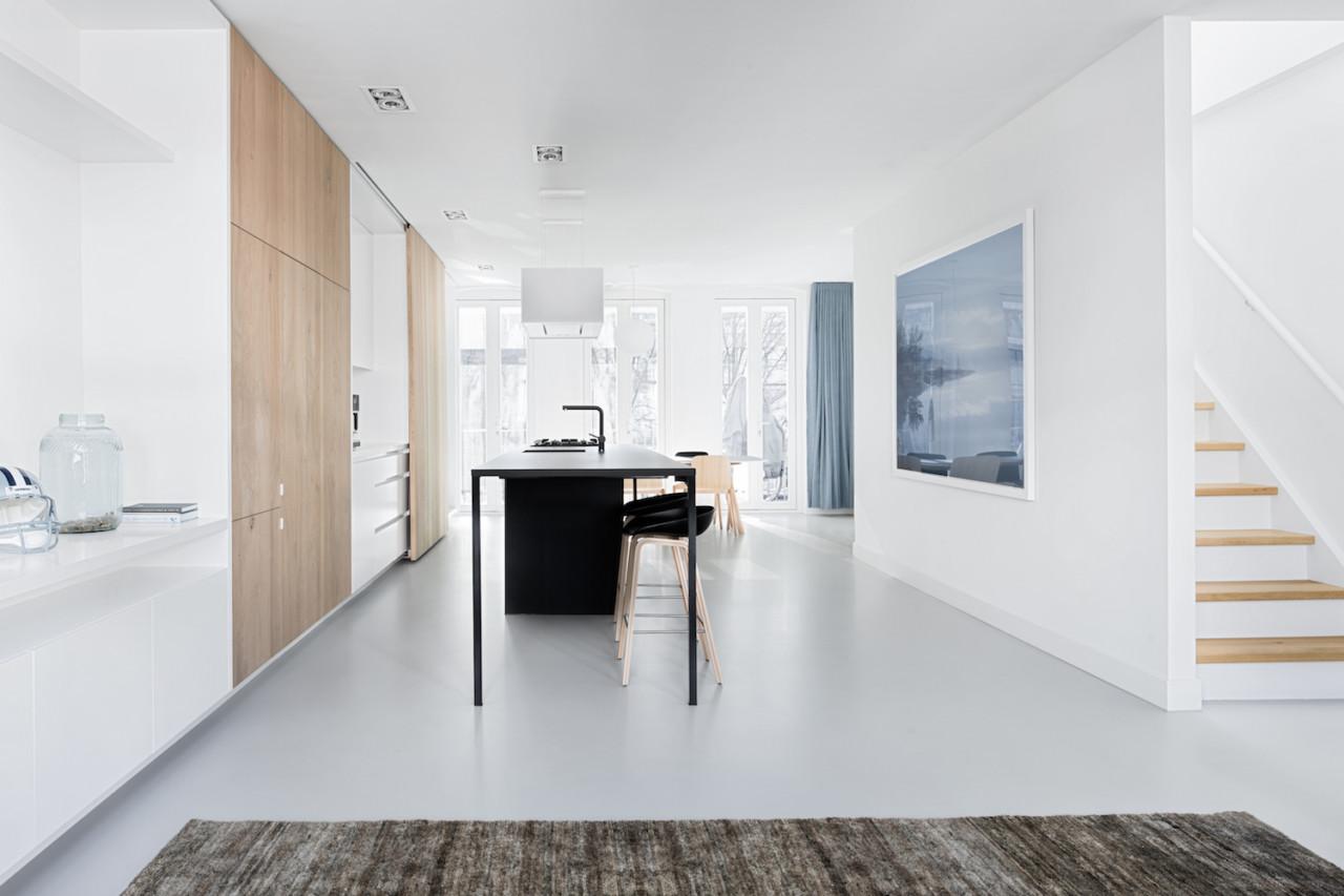 Amsterdam apartment by i interior architects design milk
