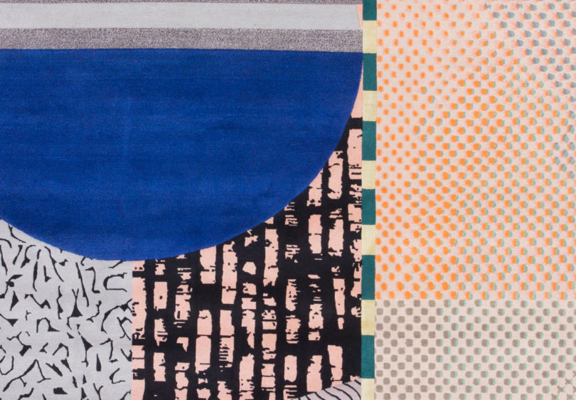 Colorful Patterned Rugs By Alex Proba For Cc Tapis Design Milk