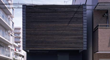 SLIDE Minimalist House by APOLLO Architects & Associates