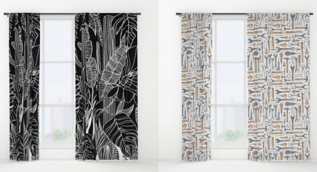 A Curtain Call from Society6