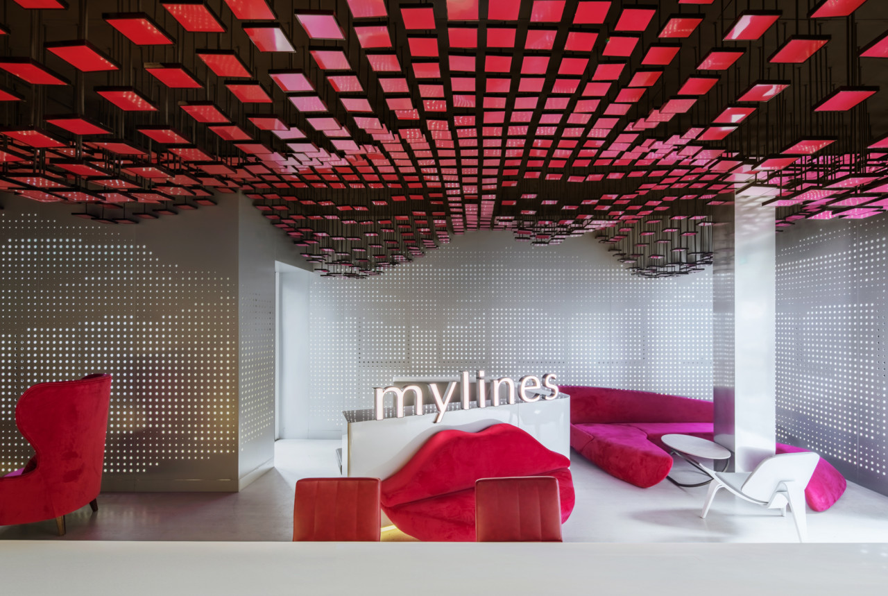The Mylines Hotel in Hangzhou, China Is Designed to Invigorate the Senses