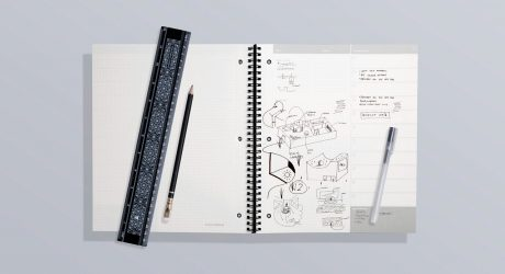 Action Method Introduces Super Minimal Notebooks for Creatives