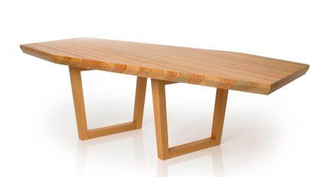 Autonomous Furniture's Kaiwa Table Makes Sure No One Is Left Out of the Conversation