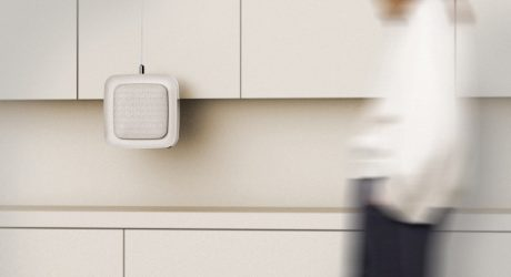 The CEILI.AIR Air Purifier Hangs Above the Rest