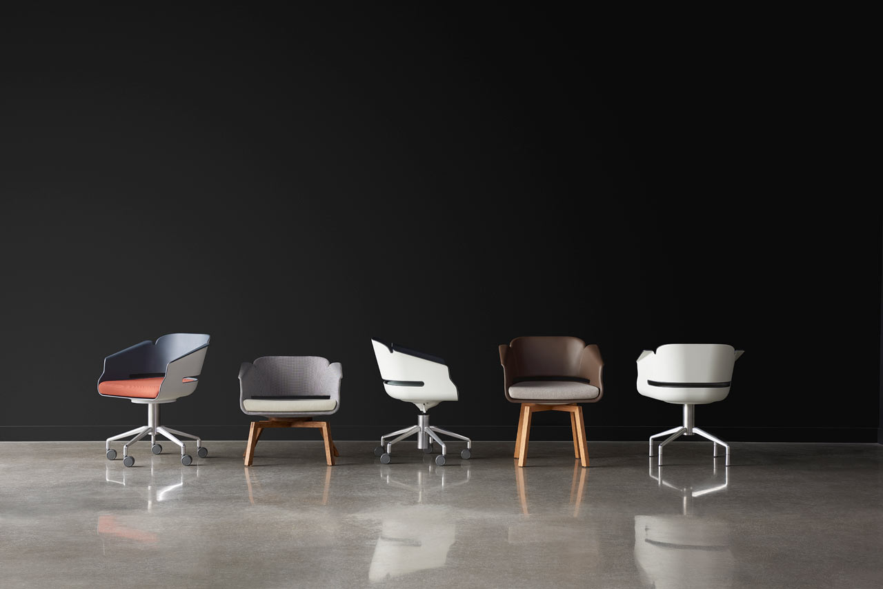the lyss chair by carl gustav magnusson for allseating
