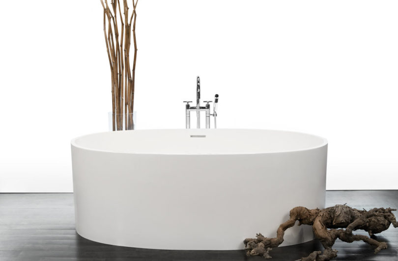 A Look At WETSTYLEs Process Of Making Composite Bathtubs Design Milk - Wet style bathroom