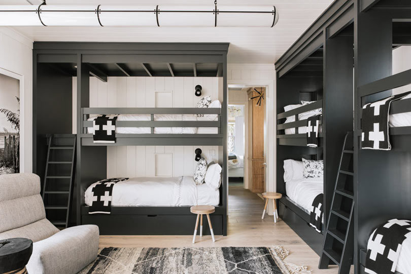 10 Modern Kids Rooms With Not Your Average Bunk Beds Design Milk