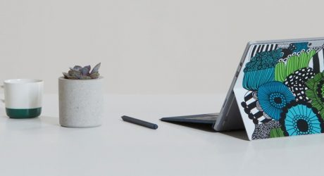 Microsoft Dresses Up Surface In New Color and Marimekko Patterns