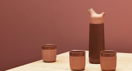 Simon Legald's Junto Series is Inspired by Traditional Spanish Water Containers