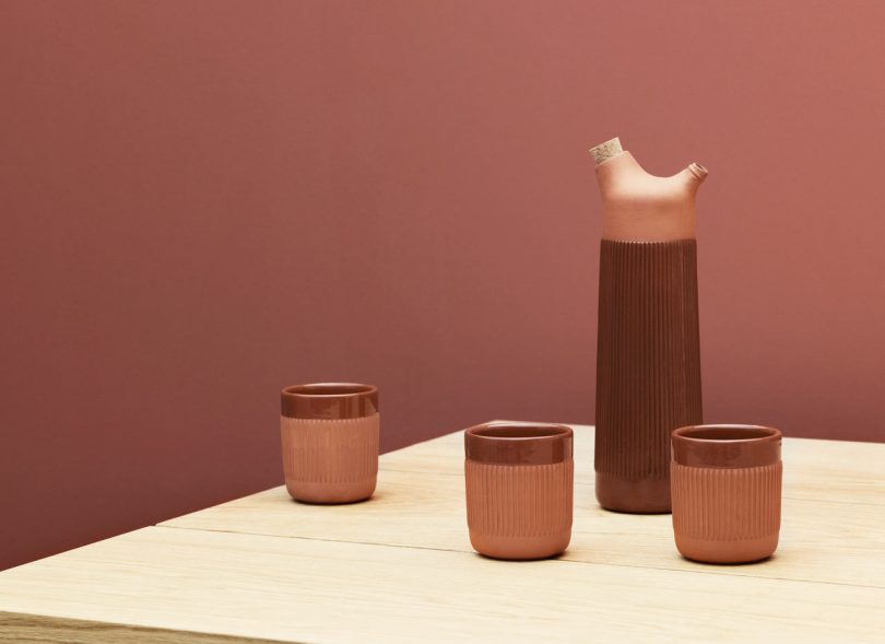 Simon Legald?s Junto Series is Inspired by Traditional Spanish Water Containers