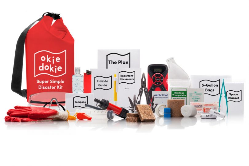 The OkieDokie Disaster Kit Has Everything You Might Need If a Disaster Happens