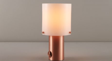 Original BTC's Walter Table Light Combines Vintage with Glamour