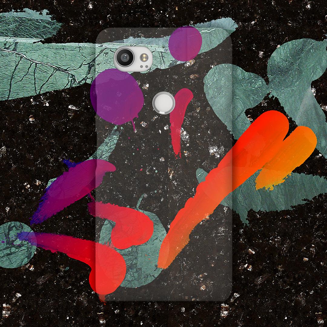 Google Unveils New Pixel Perfect Artworks Live Cases