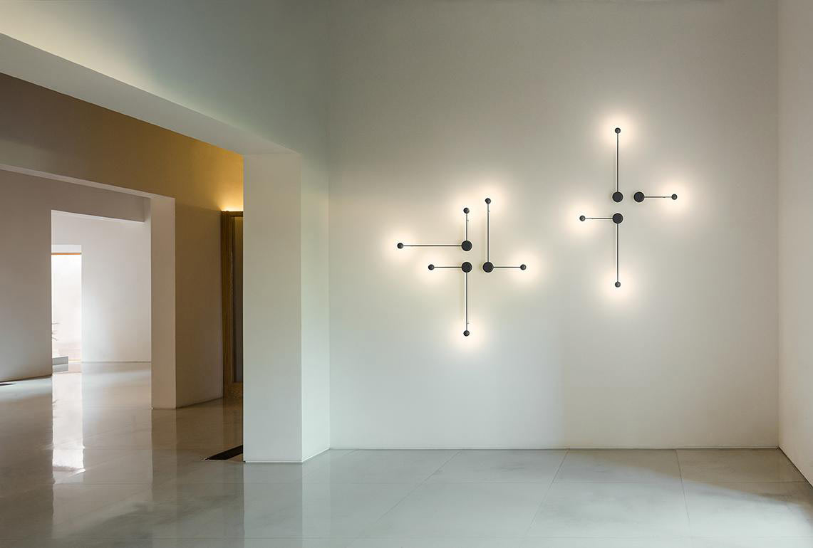 Pin Light Collection by Ichiro Iwasaki for Vibia