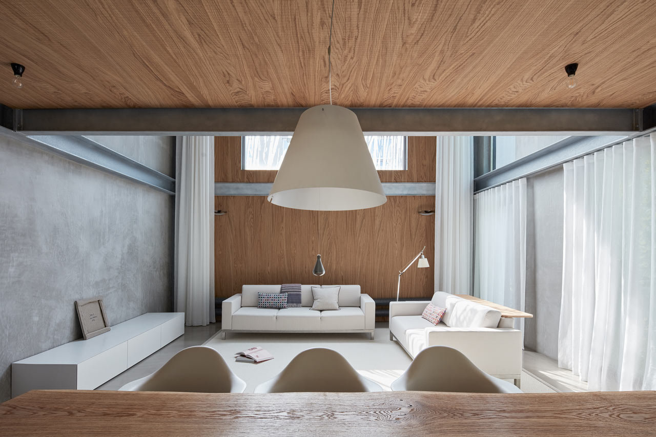 A Modern, 12-Year-Old House in the Czech Republic Gets a New Interior