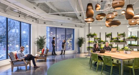 Scotiabank Gets a Fun and Inspiring Place to Work Courtesy of IA Interior Architects