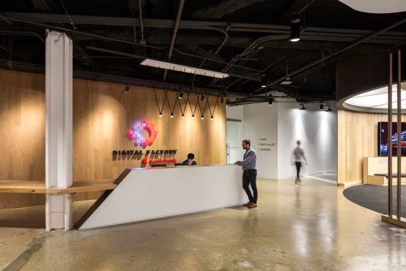 After Observing The Firmu0027s Ways Of Working, They Discovered That The Staff  Generally Gathered In A Central Area To Collaborate, Present Work, ...
