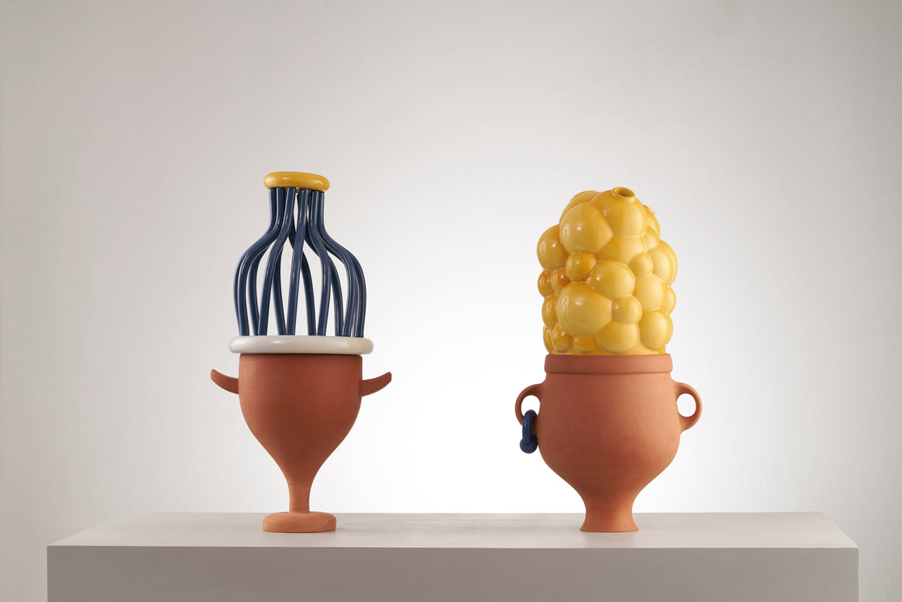 Hybrids: A Collection of Vessels by Tal Batit