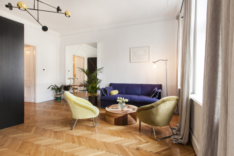 Polish designers and makers come together to create the for Hotel design come
