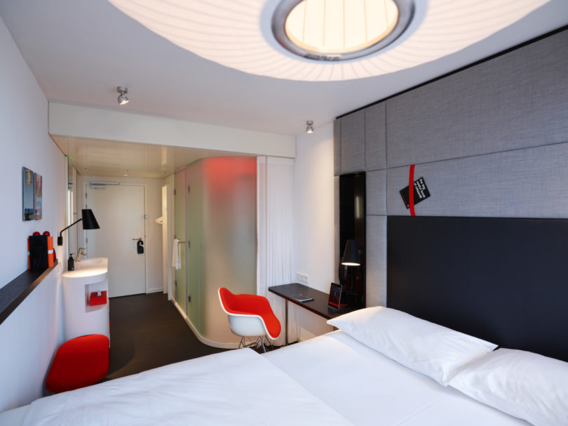 Citizenm S Gare De Lyon Hotel Is A Hub For Travel Art And