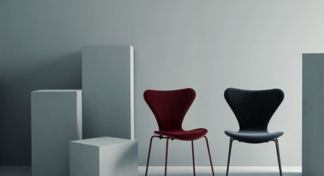 A Special Edition Series 7™ Chair from lala Berlin x Republic of Fritz Hansen