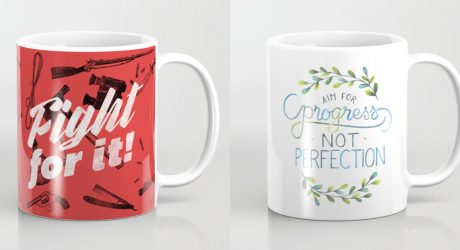 8 Mugs from Society6 to Keep You Caffeinated and Motivated