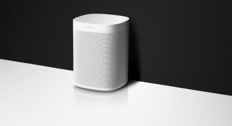 The Sonos One Smart Speaker from Sonos