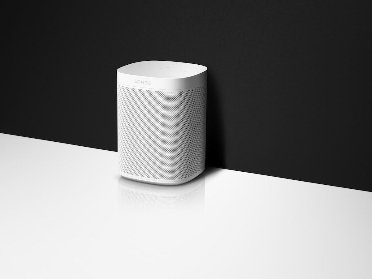The Sonos One Smart Speaker from Sonos