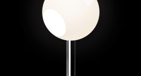 Stem Minimalist Table Lamp by Minimalux