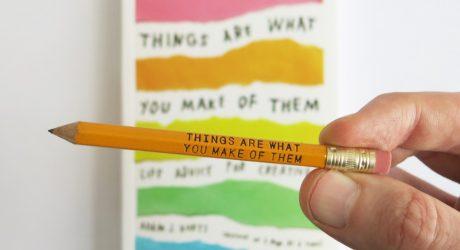 Adam J. Kurtz's New Book Is Made for Creatives by a Creative