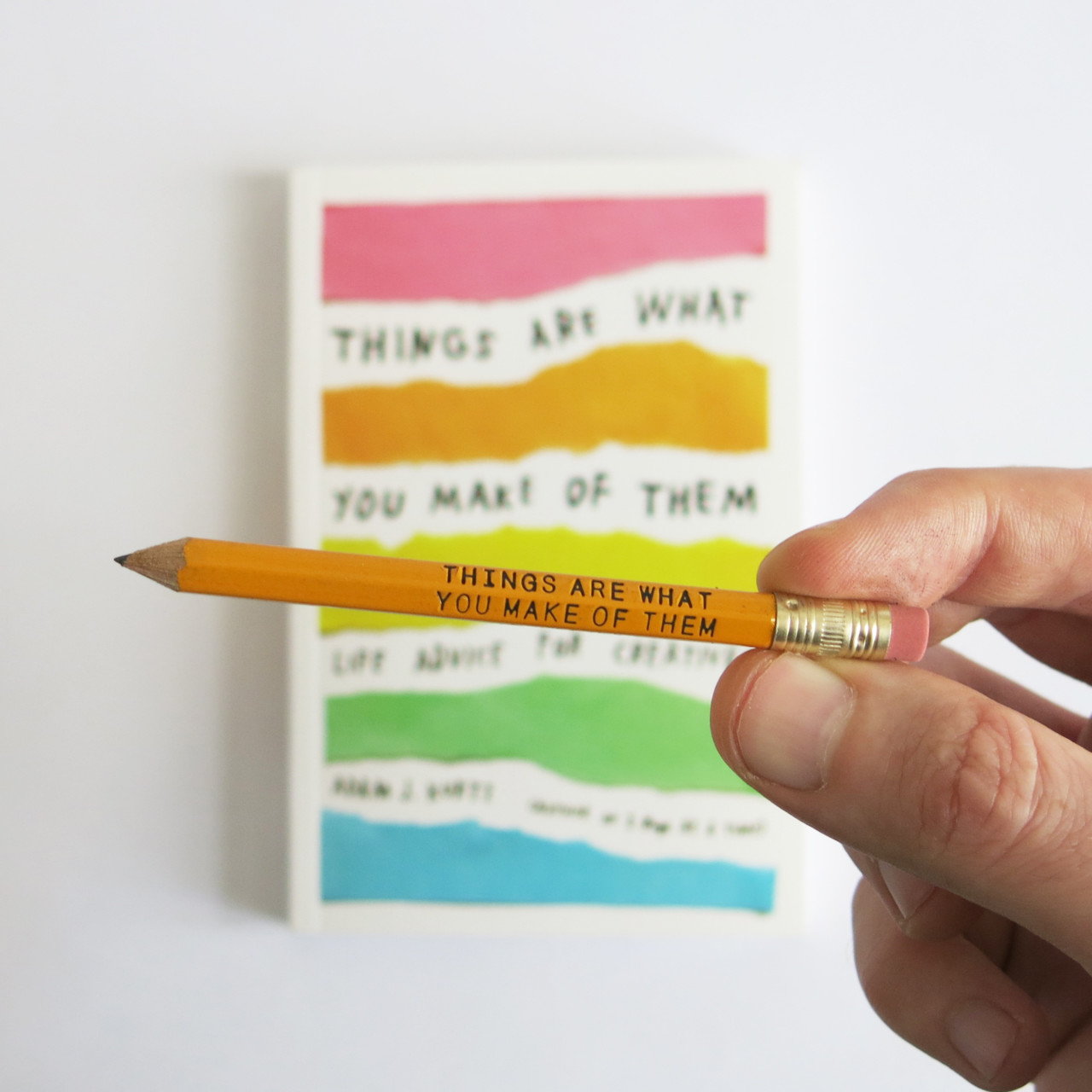 Adam J. Kurtz's New Book Is Made for Creatives by a Creative