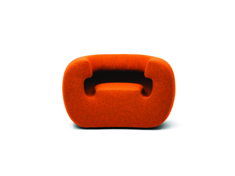 Made Completely From Polyurethane Foam, The Armchair Has An Ergonomically Friendly  Design Thatu0027s Comfortable And Inviting To Sit In.
