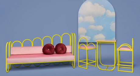 ARCO: A 70s-Inspired Furniture Collection by Masquespacio for Houtique