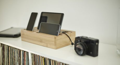 Alldock Multi-Device Charging Dock by Dittrich Design