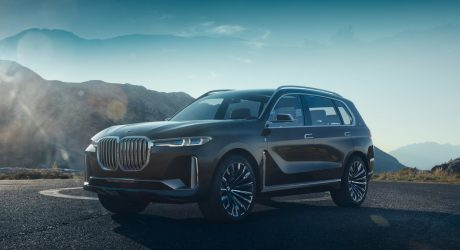 BMW Concept X7 iPerformance: An Emotional Redefinition of Luxury