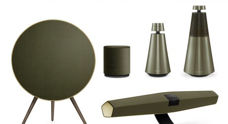 Bang & Olufsen Goes Green With the Harmonies Collection