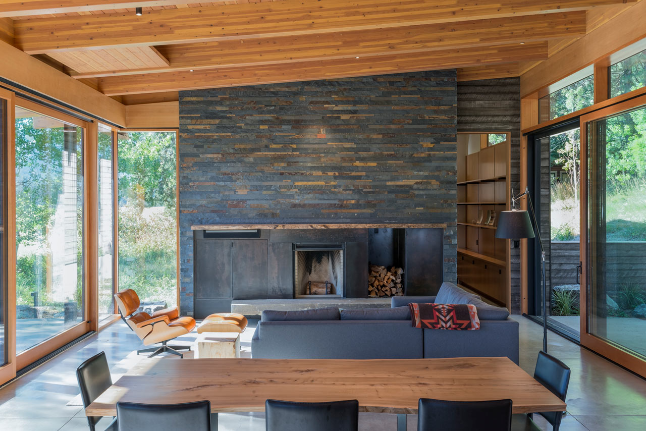 Big Pine: A Mountain Cabin by Prentiss + Balance + Wickline Architects