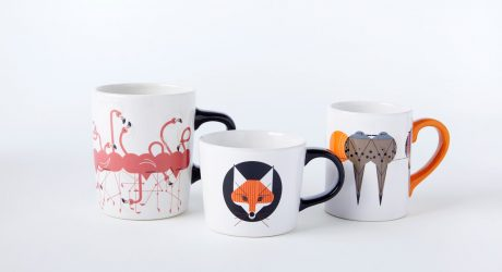 West Elm Unveils the Fishs Eddy Charley Harper Collection