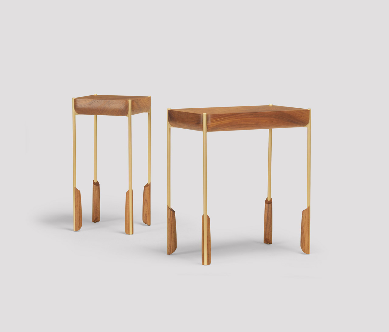 The Design and Manufacturing Process of Skram's Altai Side Table