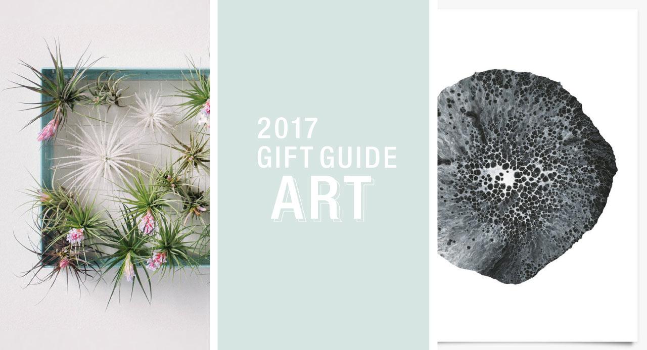 2017 Gift Guide: Modern Art