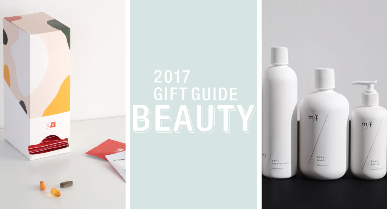 2017 Gift Guide: Health & Beauty
